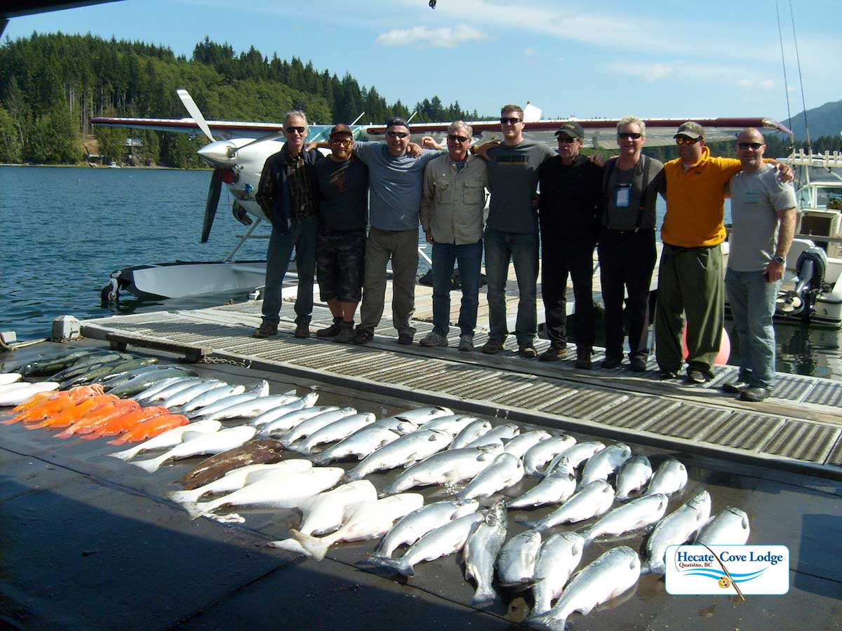 Hecate Cove Lodge - Fishing Charter